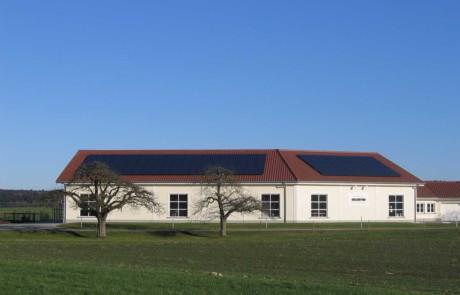 Strom aus der Sonne - Gut für die Umwelt