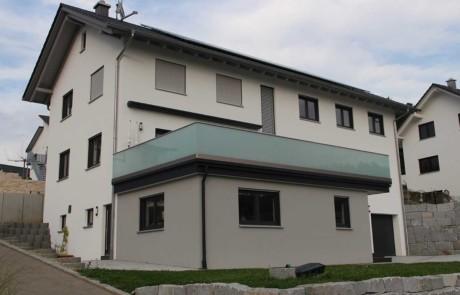 Außenfassade in Schweinhausen