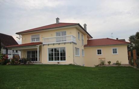 Außenfassade in Oberessendorf